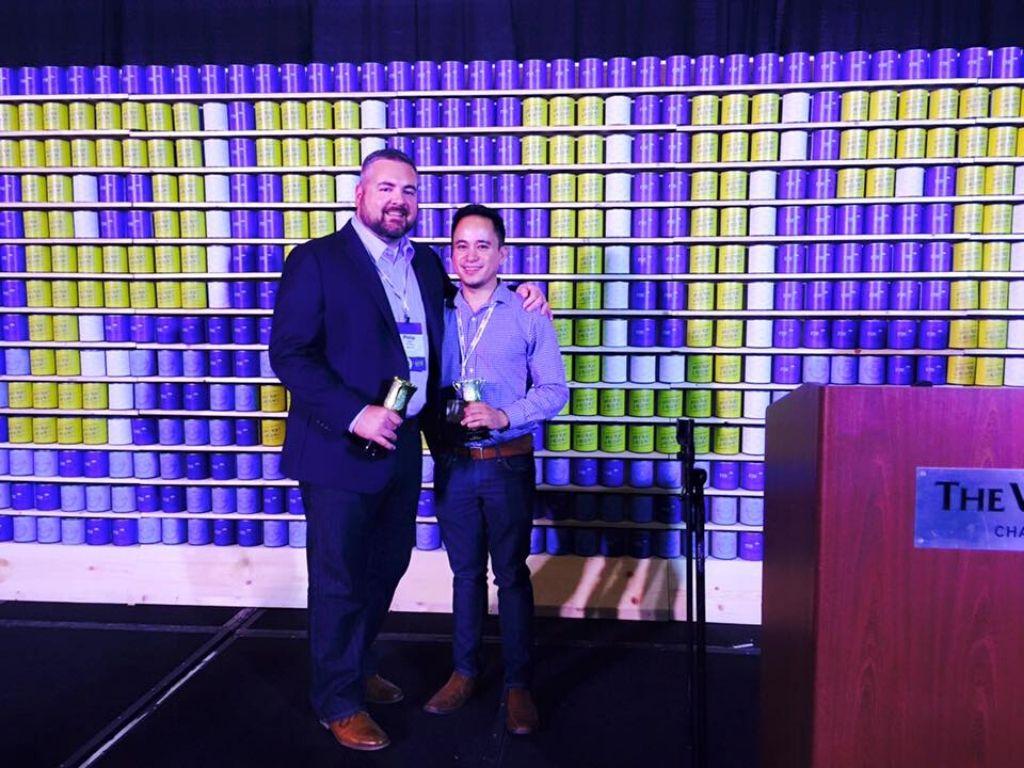 Jason Vitug Plutus Award Winner