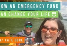 Photo of How to Save an Emergency Fund and Change Your Life with Kate Dore