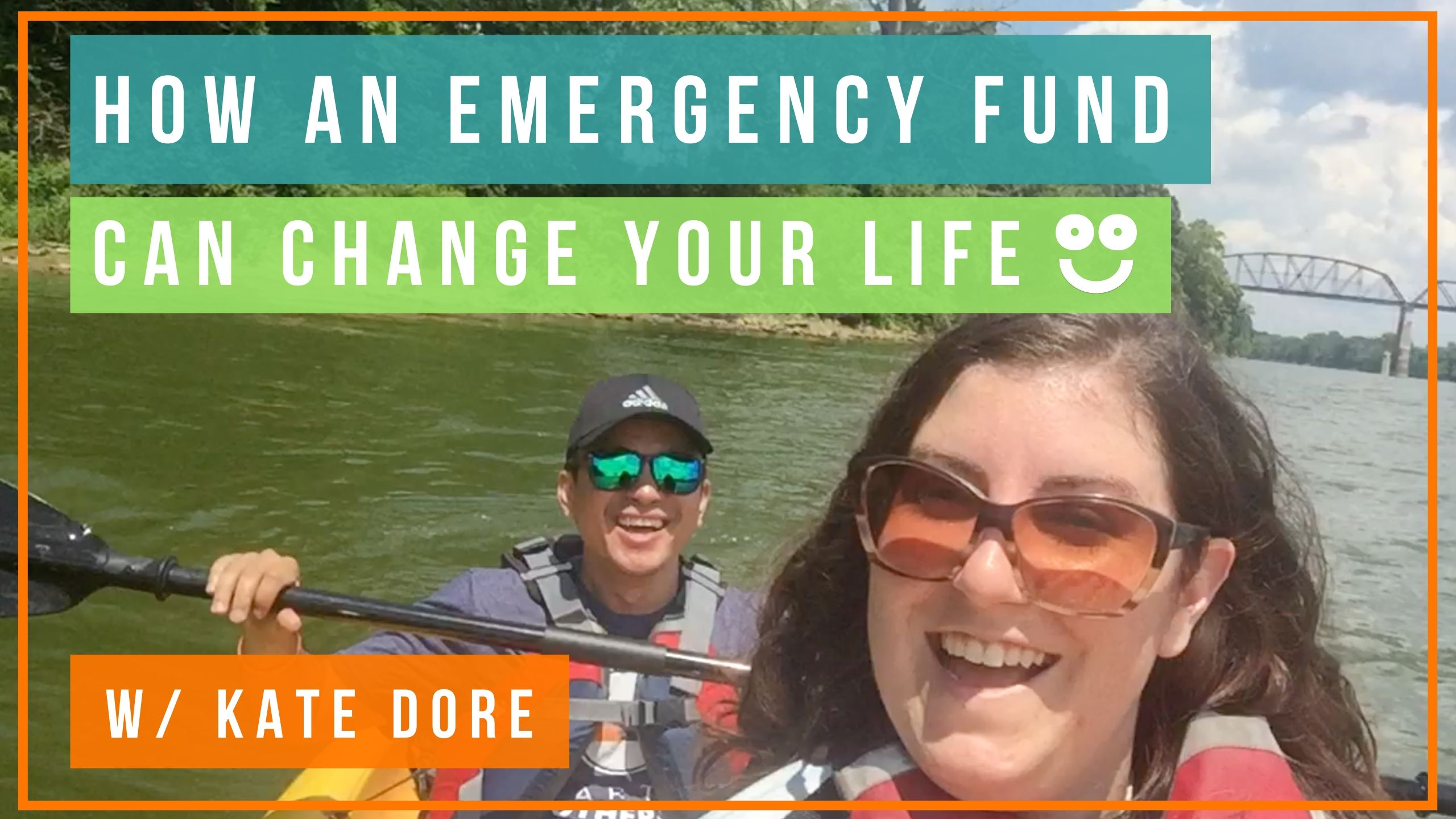 How to Save an Emergency Fund and Change Your Life with Kate Dore