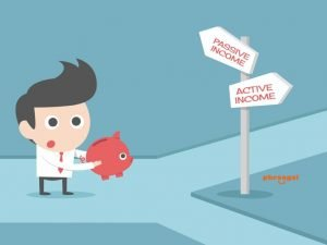The Difference Between Active Income and Passive Income