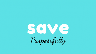 Photo of Save Purposefully