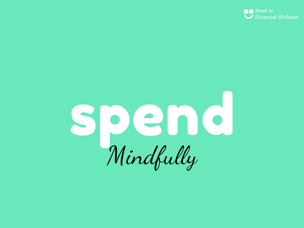 spend mindfully