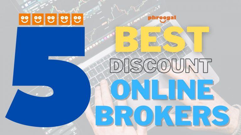 Best Online Brokerage platforms phroogal