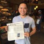 Jason Vitug NYTimes Reviewed