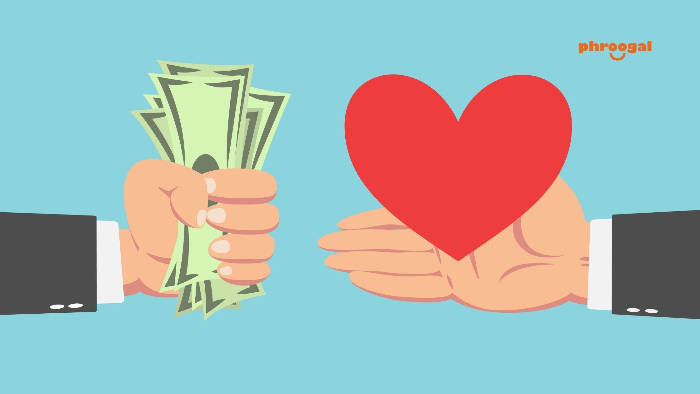 Spend on Loves Not Likes
