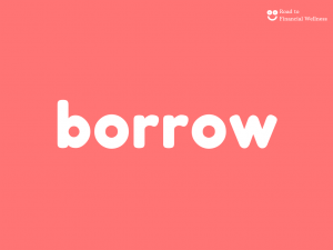 borrow financial wellness skill