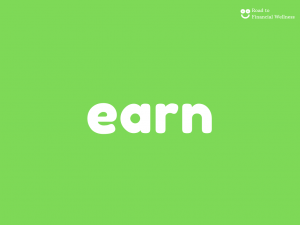 earn financial wellness skill