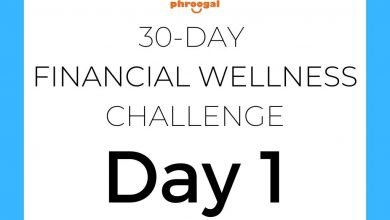 Photo of Day 1: Net Worth (30-Day Financial Wellness Challenge)