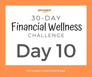 Day 10 – Your Earnings Statement (30 Day Financial Wellness Challenge)