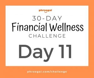 Day 11: Credit Report (30 Day Financial Wellness Challenge)