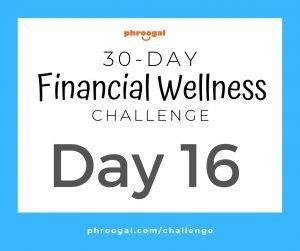 Day 16: Vision Statement (30 Day Financial Wellness Challenge)