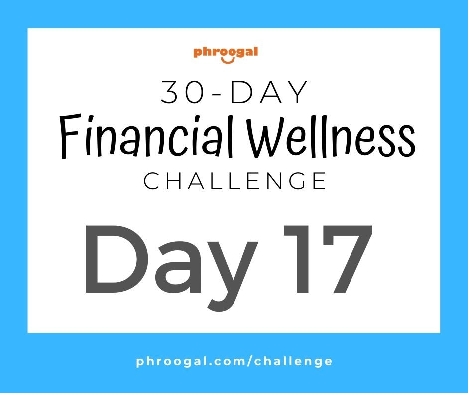 Day 17: Core Values (30 Day Financial Wellness Challenge)
