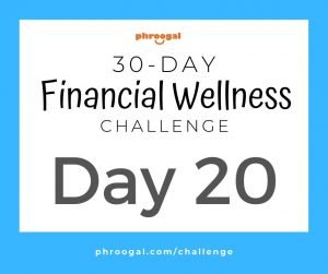 Day 20: Save More (30 Day Financial Wellness Challenge)