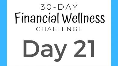 Photo of Day 21: Spend Less (30 Day Financial Wellness Challenge)
