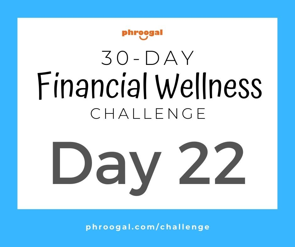 Day 22: Payoff Debt (30 Day Financial Wellness Challenge)