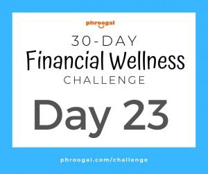Day 23: Start Investing (30 Day Financial Wellness Challenge)