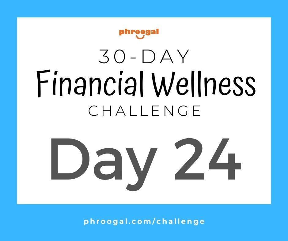 Day 24: Retirement Savings (30 Day Financial Wellness Challenge)