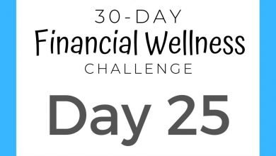 Photo of Day 25: Budget Better (30 Day Financial Wellness Challenge)