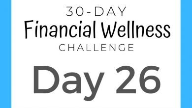 Photo of Day 26: Managing Money (30 Day Financial Wellness Challenge)