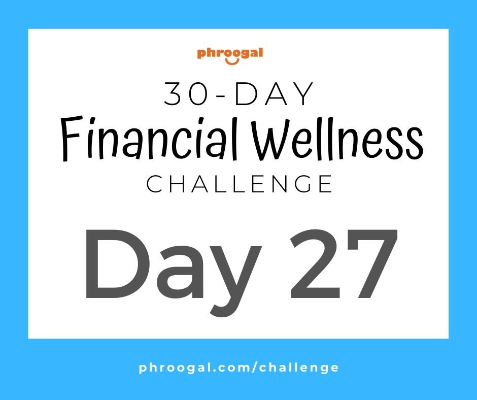 Day 27: Earning More (30 Day Financial Wellness Challenge)