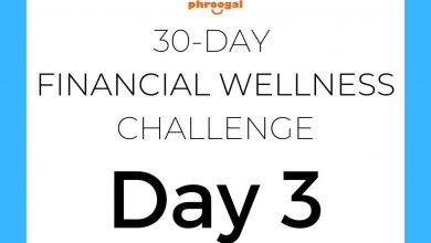 Photo of Day 3: Expense Statement (30 Day Financial Wellness Challenge)