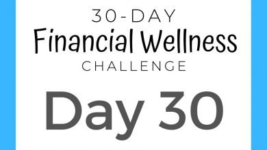 Photo of Day 30: Protect Your Money (30 Day Financial Wellness Challenge)