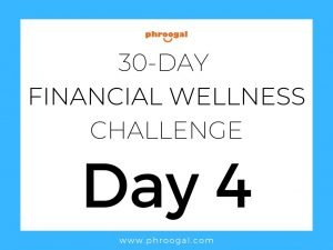 Day 4: Monthly Cash Flow (30 Day Financial Wellness Challenge)