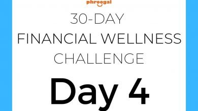 Photo of Day 4: Monthly Cash Flow (30 Day Financial Wellness Challenge)