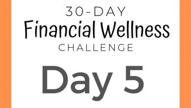 Photo of Day 5: Your Savings Rate (30 Day Financial Wellness Challenge)