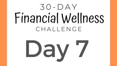 Photo of Day 7: Debt-to-income (30 Day Financial Wellness Challenge)