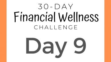 Photo of Day 9 – Financial Health Check (30 Day Financial Wellness Challenge)