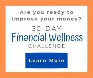 Take Financial Wellness Challenge