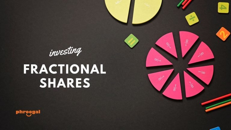 Best Fractional Shares Investing Apps phroogal