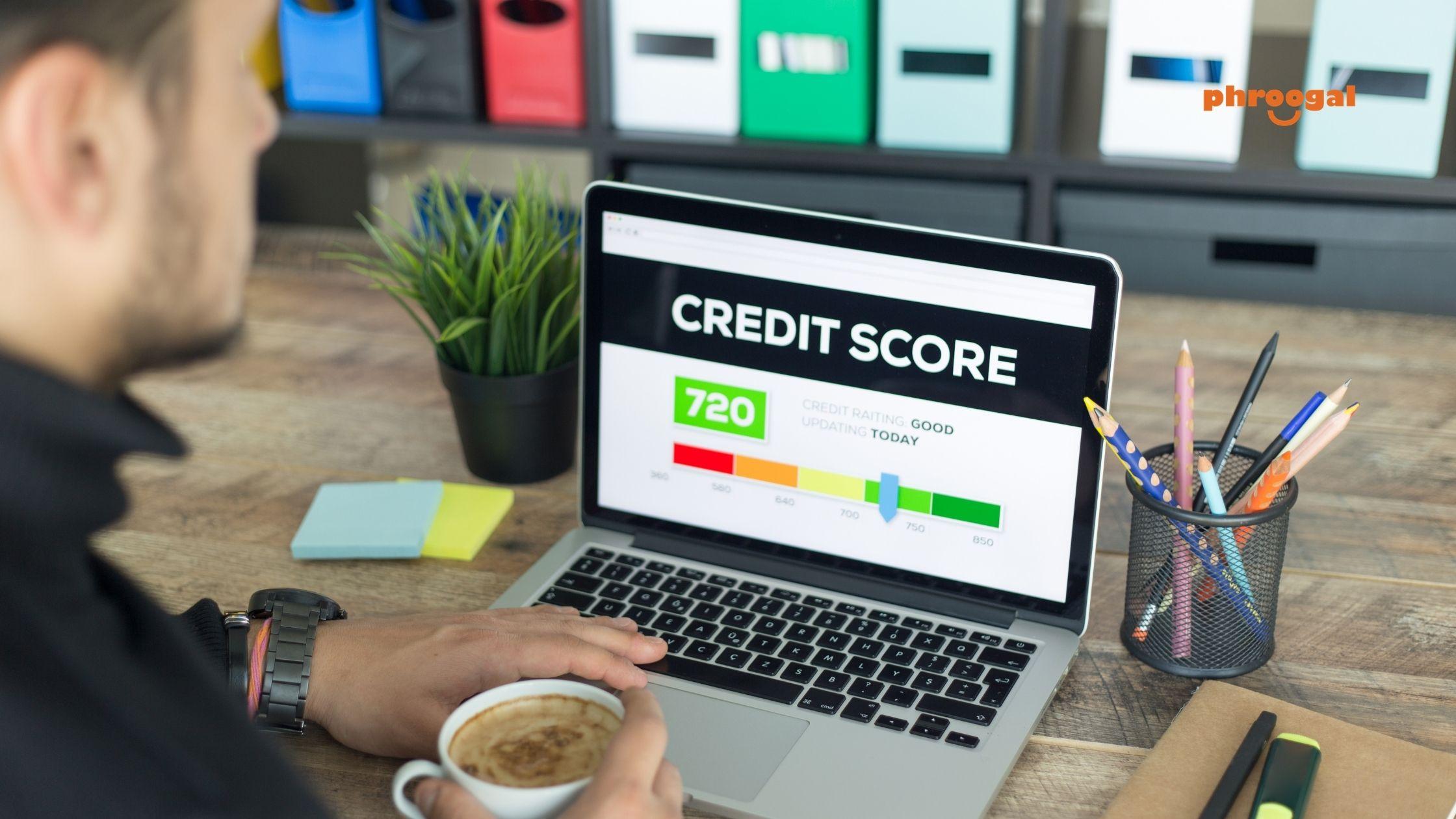 Credit Score Ranges phroogal