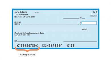 Photo of How to Find the Routing Number for Your Checking Account