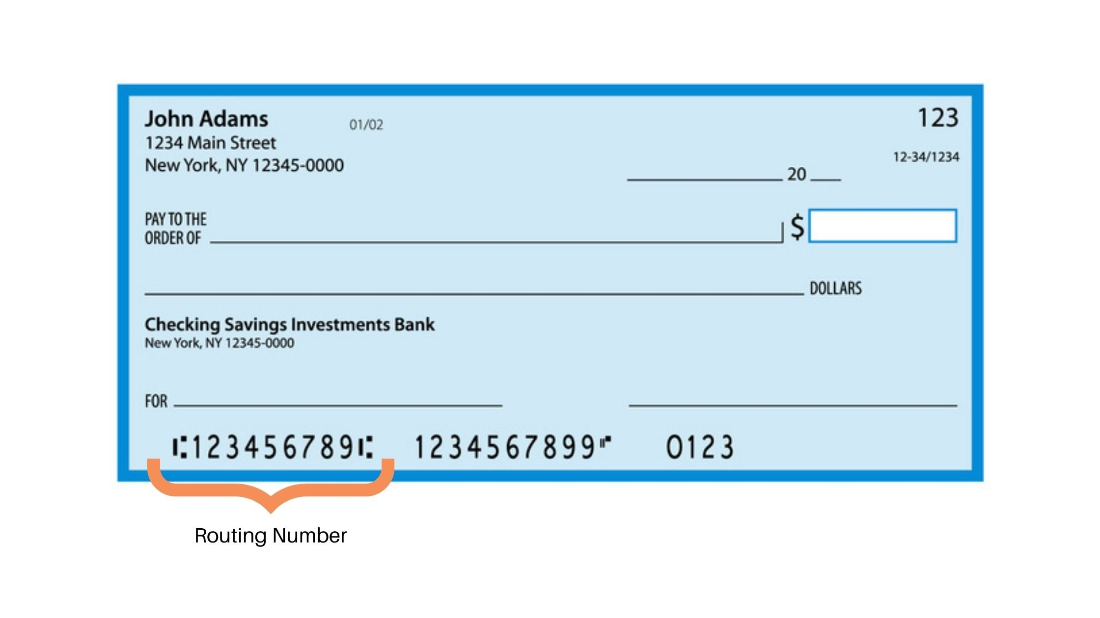 Find the Routing Number phroogal