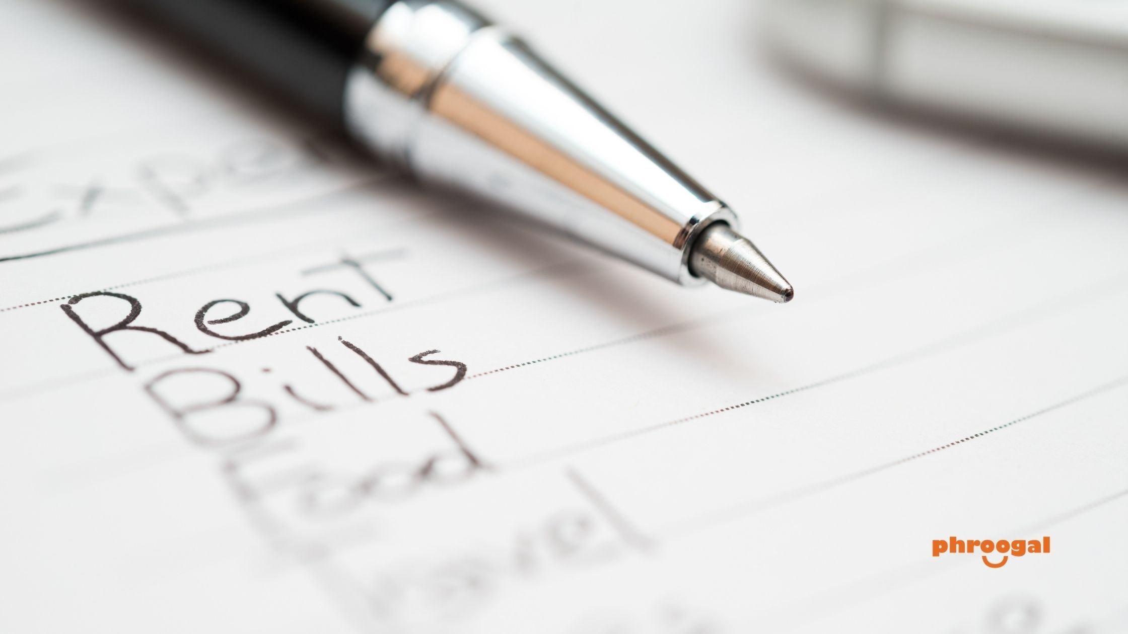 How to Calculate Monthly Living Expenses phroogal