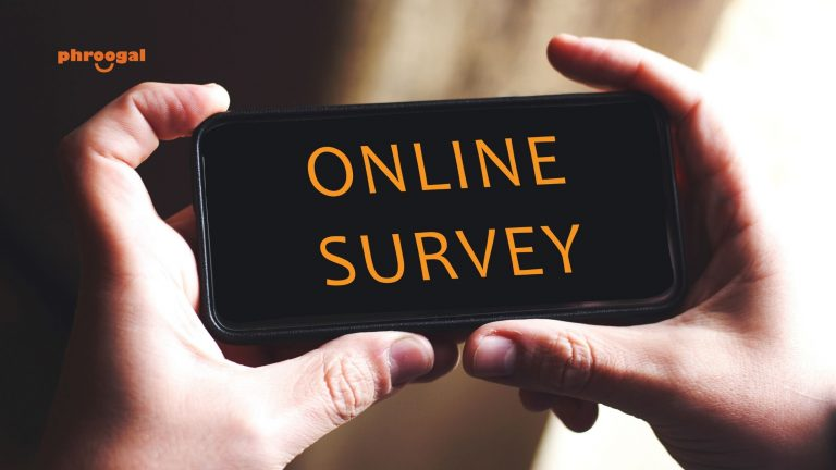 Make Money With Online Surveys phroogal
