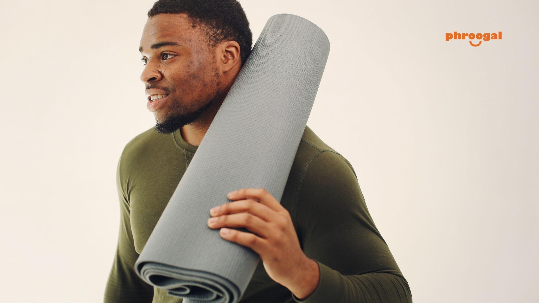 Yoga Improves Your Finances phroogal