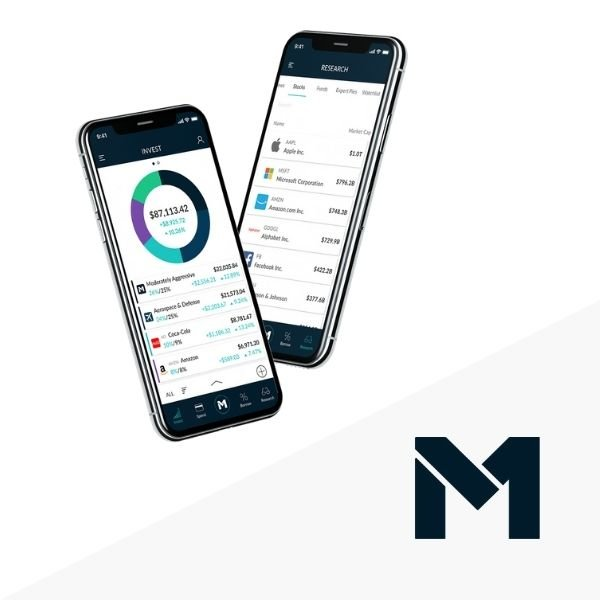 M1 Finance Invest App