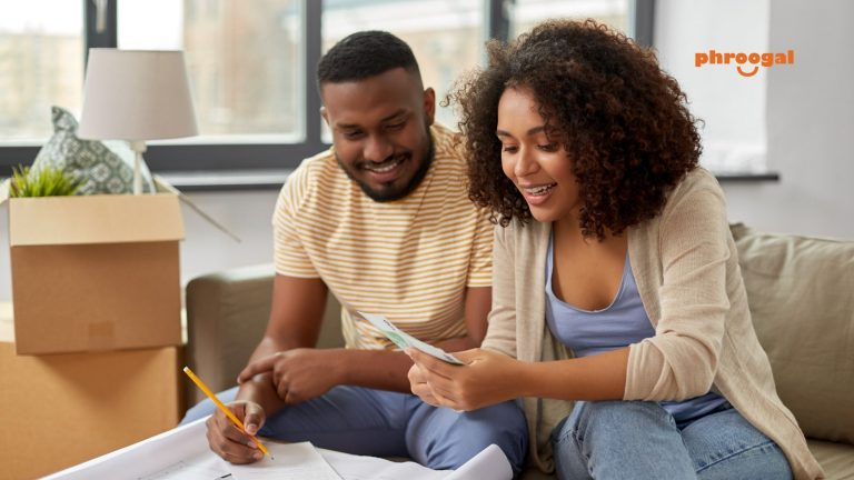 How to Share Financial Responsibility Upon Moving in Together
