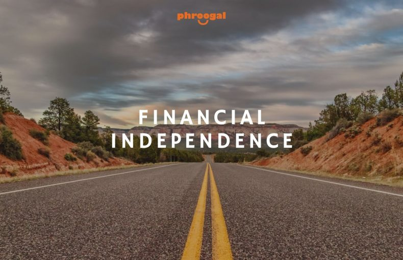 what is financial independence