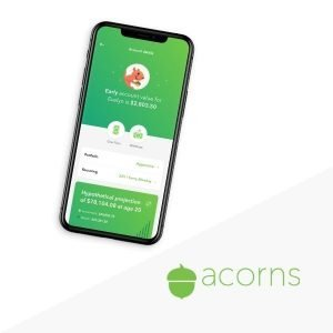 Acorns Early