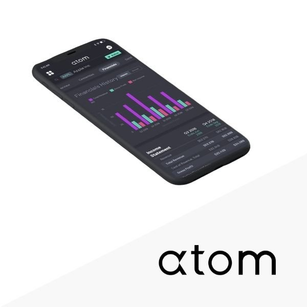Atom Finance Investment Research Tools