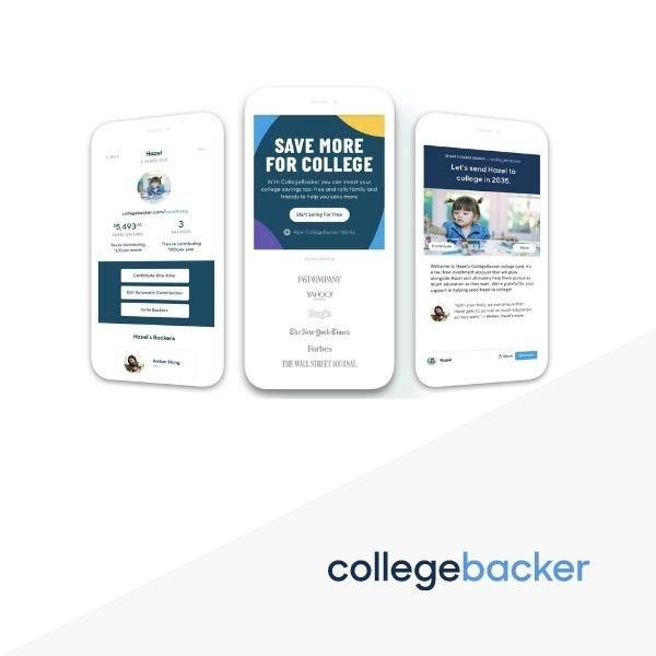 collegebacker save money for college