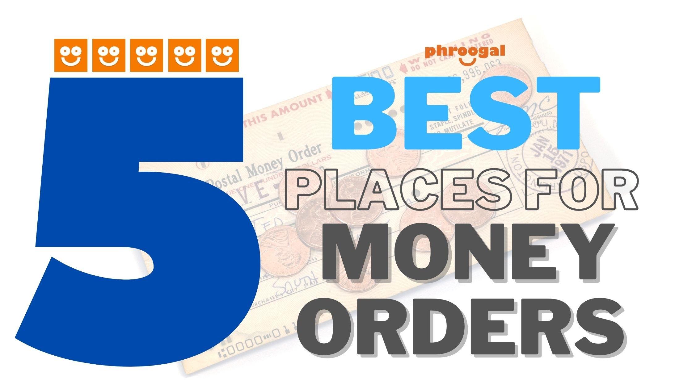 get a money order near you