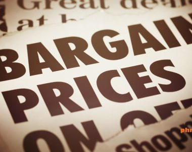 Should You Go Bargain Shopping Without A Budget?