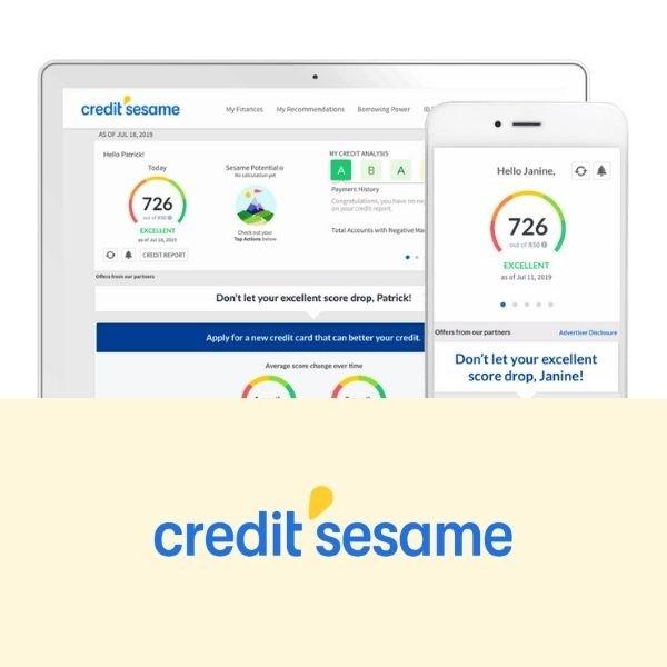 Credit Sesame Free Credit Score Review phroogal