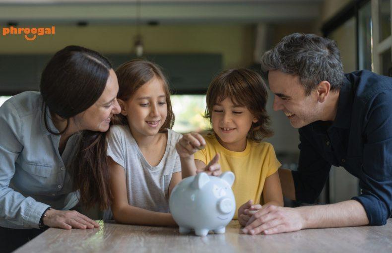 Teach My Child About Money