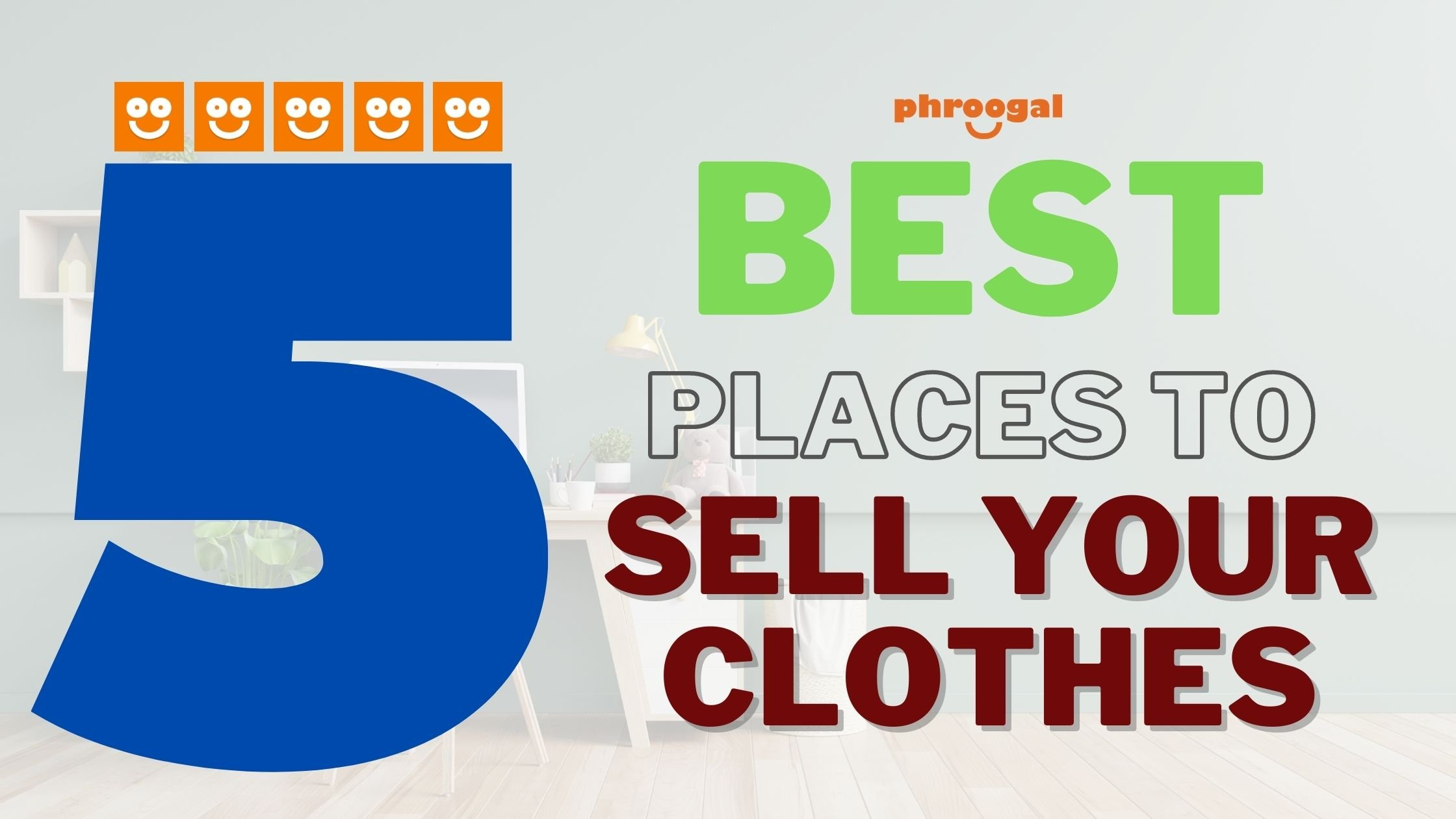Best Places to Sell Clothes Online